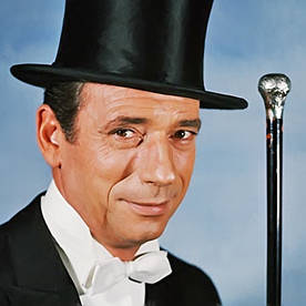 15 chansons inoubliables d'Yves Montand